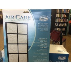 Air Care #1051 Filter (12/18/19)