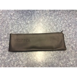 Large Shure Mic/Audio zippered Pouch (1/13/2020)