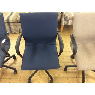 Blue desk chair  (1/14/20)