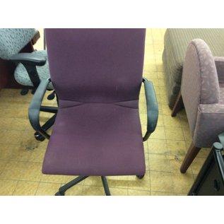 Purple desk chair (1/14/20)