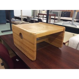 "25x26x16"" Wood end table (1/16/2020)"