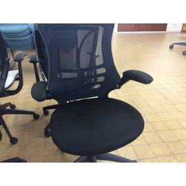 Black deskchair mess back (1/21/20)