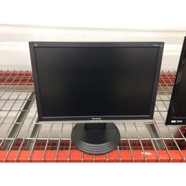"20"" Viewsonic Lcd Monitor. (1/22/2020)"