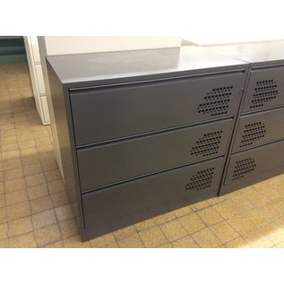 """20x42x40 3/4"""" Gray 3dr lateral file cabinet (2/13/2020)"""