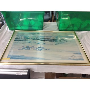 """24x36"""" Framed Print (2;19/2020)"""