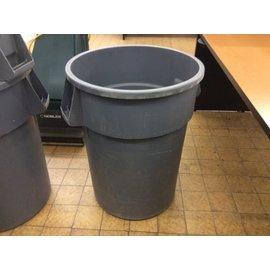50gal Gray Rubbermaid trash can (2/26/2020)