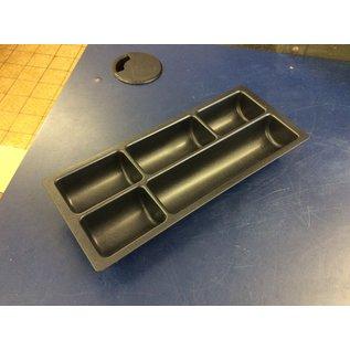 Small plastic desk drawer organizer (3/23/2020)