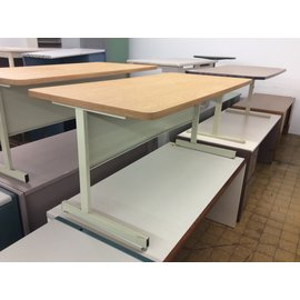 "29 1/2x59 1/2x26 1/2"" Wood top work table (3/4/2020)"