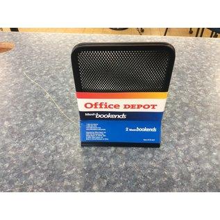 Office Depot small mesh Bookends 2 pkg. (3/4/2020)