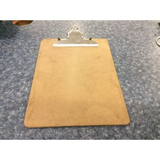 8 1/2x11 Wood Clip Board (3/23/2020)