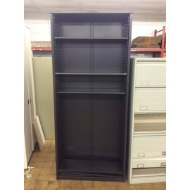 7ft. metal bookcase 3/11/20 various colors