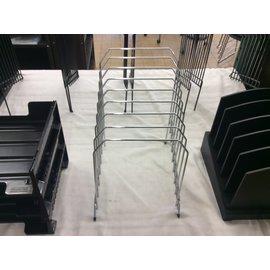8 slot metal file organizer (10/20/2020)
