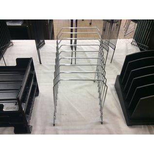 8 slot metal file organizer (3/11/2020)