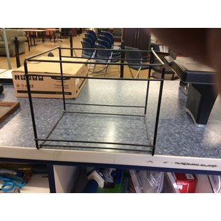 Black wire hanging file rack (3/11/2020)