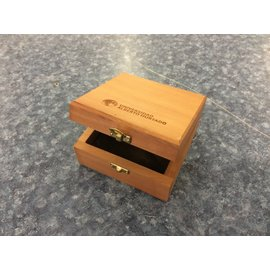 "4x4x2"" Collectable wood box (3/17/2020)"
