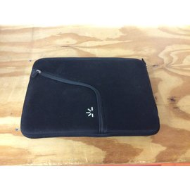 "14"" Black padded laptop sleeve. (3/17/2020)"