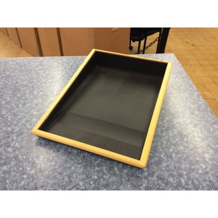 Plastic/wood legal single paper tray (3/20/2020)
