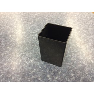Black plastic pen/pencil holder (3/20/2020)