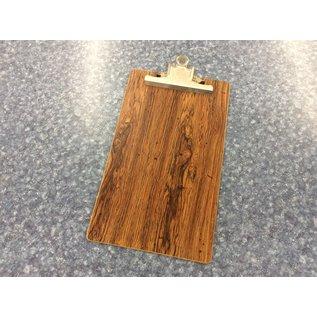 8 1/2x14 Wood grain clip board (3/23/2020)