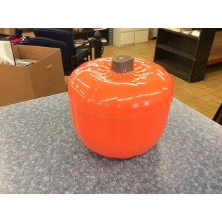 Orange plastic pumpkin container (3/23/2020)