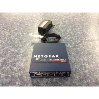 Net Gear FS105 5 Port Fast Ethernet Switch (4/13/2020)