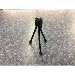 """5"""" Compact Mini Flex Camera Tri-Pod (4/13/2020)"""