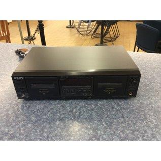 Sony TC-WE475 dual cassette deck (4/15/2020)