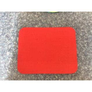 Red mouse pad (4/16/2020)