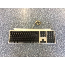 Apple Pro USB Keyboard - Black (4/16/2020)