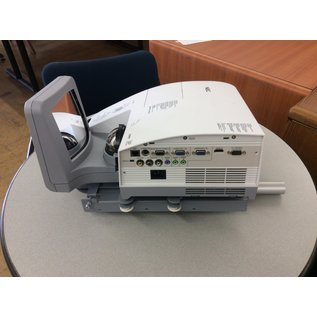 Nec U310W DLP Projector 1801 lamp hrs used (4/20/2020)