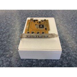 2.0 USB 4 port PCI Card (4/20/2020)
