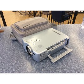 Panasonic PT-L701U Lcd Projector 248 Lamp hrs used (4/20/2020)