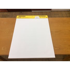 "25x30"" Post-It Note Pad - partial pad  (4/21/2020)"