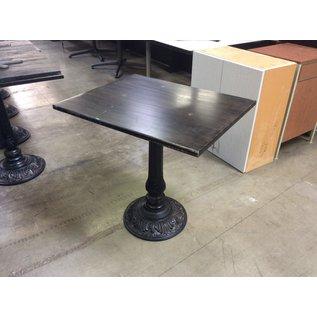 2'x3' Black wood dinette table (07/30/2020)