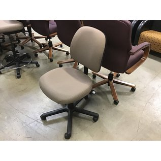 Brown desk chair (10/09/20)