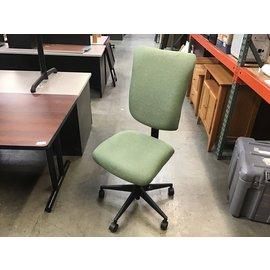 Lime green high back desk chair (10/13/2020)