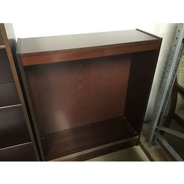 12x36x42 Dark cherry 4 shelf bookcase (10/13/20)