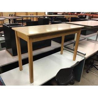 "20x48x30"" Wood work table (10/15/2020)"