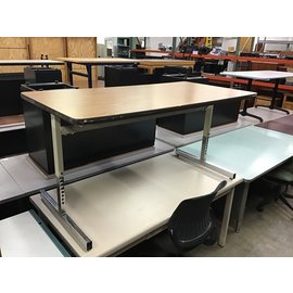 "30x60x29 1/2"" Work table (10/15/2020)"