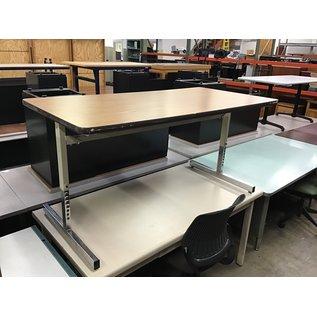 "30x60x29 1/2"" Work table (10/15/2020)"