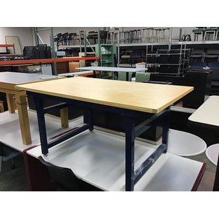 "36x60x30"" wood top work table (10/15/2020)"