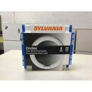 Sylvania Circline 8in 22W Cool White Fluorescent (10/20/2020)