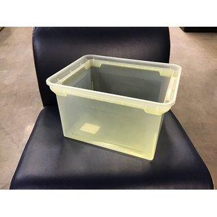 Plastic file tub (10/20/2020)
