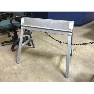 Metal folding sawhorse (3/4/21)