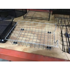 Silver metal paper tray (10/20/2020)