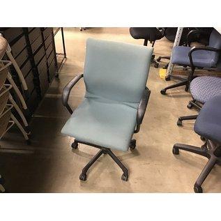 Teal desk chair (10/21/2020)