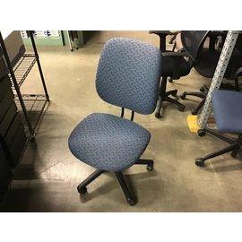 Blue pattern desk chair (10/21/2020)