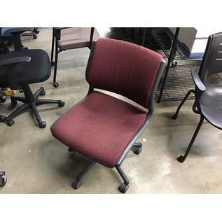 Maroon desk chair (10/21/2020)