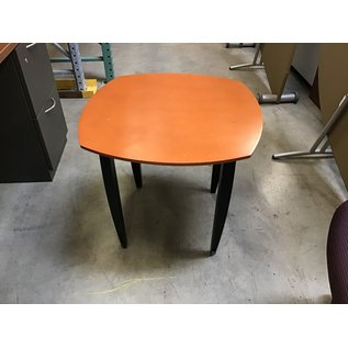"""24x24x22"""" Wood top end table (04/22/2021)"""