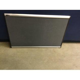 Quartet 24x36 Dark grey corkboard (10/28/20)